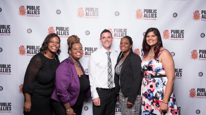 Public Allies National Leadership Institute August 2017